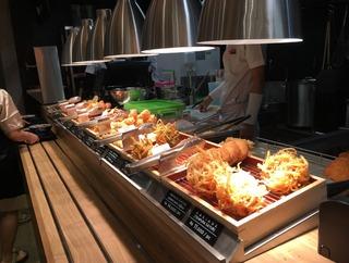讃岐うどん戦争「丸亀製麺」vs「たも屋」vs「麦まる」 @ジャカルタ