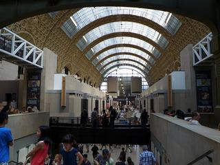 ルーブル&オルセー美術館