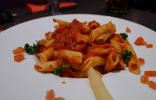 「Chez Cesar」で肉料理を食す! @パリ3