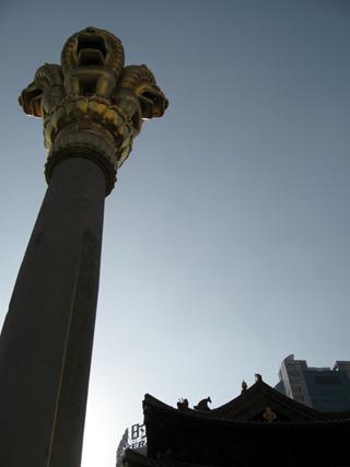 第六次的上海旅行−静安寺