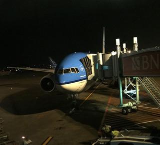 2回目のクアラルンプール--KLMオランダ航空「KL0810」便