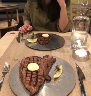 ステーキハウス 「A Hereford Beefstouw - ヘレフォードビーフストウ」 @メルボルン・オーストラリア