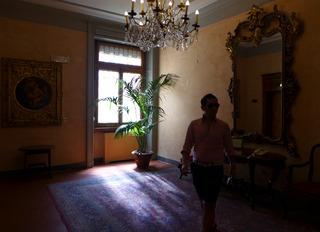 ウェスティン エクセルシオール フィレンツェ(The Westin Excelsior Florence)施設編 @イタリア・フィレンツェ