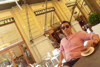 フィレンツェの老舗カフェCaffe Concerto Paszkowski @イタリア・フィレンツェ