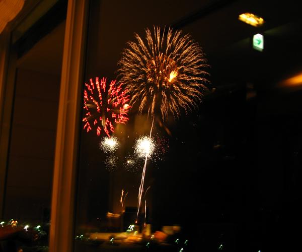 日本一早い花火大会「琉球海炎祭2007」を観る!