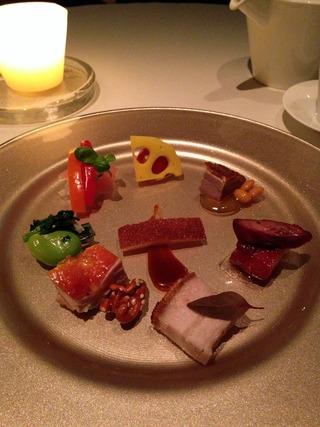 広東料理 センス SENSE @マンダリンオリエンタルホテル東京