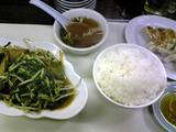 味の中華「兆楽」