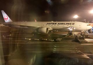 28回目の台湾--日本航空JL726・JL099