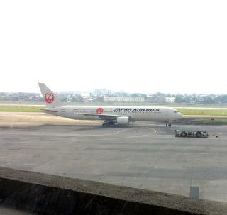 初めてのマニラ〜AF254・3K762〜