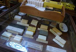 世界最古の薬局「サンタ・マリア・ノヴェッラ薬局」 @イタリア・フィレンツェ
