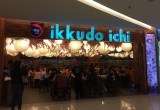 豚骨ラーメン戦争「ikkudo ichi・一喰堂いち」vs「一風堂」vs「一幸舎」等  @インドネシア