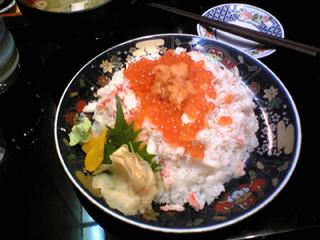 恵比寿「びっくり寿司」で北海丼を食す!