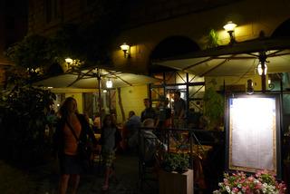 カルボナーラ発祥の地で食すカルボナーラ「Gli Angeletti」 @イタリア・ローマ