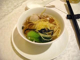 第五次的上海旅行−花园饭馆的早饭「白玉兰」