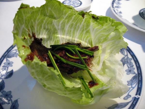松山全日空ホテル『桃園(とうえん)』で中華を食す!