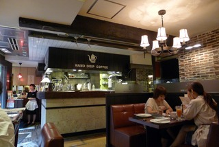 星乃珈琲店のホットケーキ @三宮店
