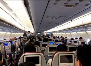 2回目のメルボルン--マレーシア航空「MH0726 / MH0129」便