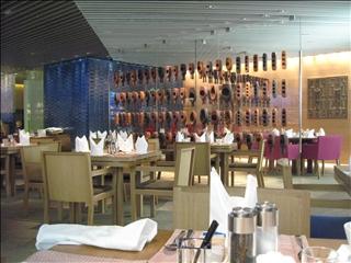青島香格里拉大飯店の朝食「cafe yum」