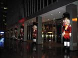 NEW YORK のクリスマスイルミネーション