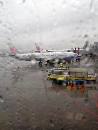 15回目の台湾--日本航空「JL096」便