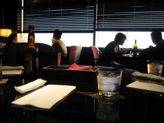 エア ターミナル グリル 「KIHACHI」キハチでディナーを食す!