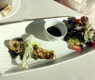 ビーチサイドのバー&レストラン「SEGARRA ANCOL」 @ジャカルタ・アンチョール