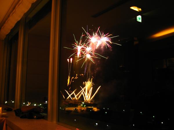 沖縄日本一早い花火大会「琉球海炎祭2007」を観る!