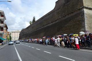 ヴァチカンとサンタンジェロ @イタリア・ローマ