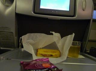 3回目のサンフランシスコ--日本航空「JL002」便