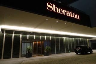 シェラトンホテル広島 @広島