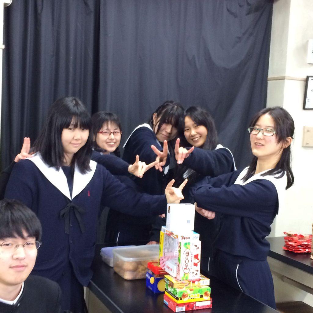 名古屋市立菊里高等学校画像