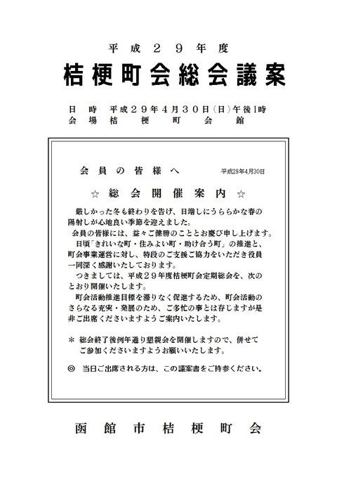 2017総会議案書