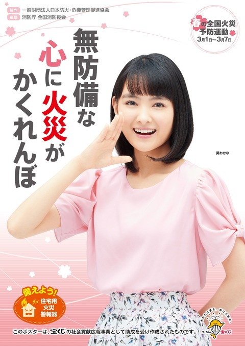 h28_kasaiyobou-poster A