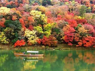 紅葉_嵐山