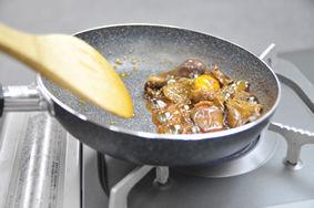 鳥もつ煮 調理