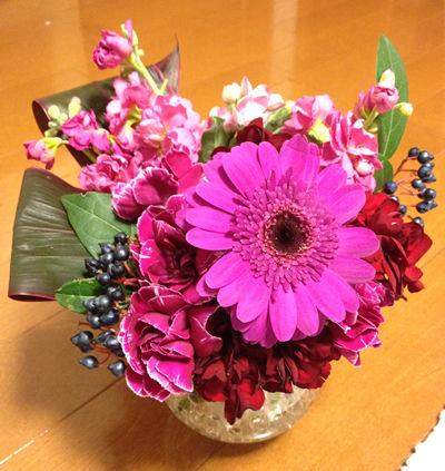 癒しのお花