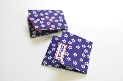 桔梗信玄餅のカードケース