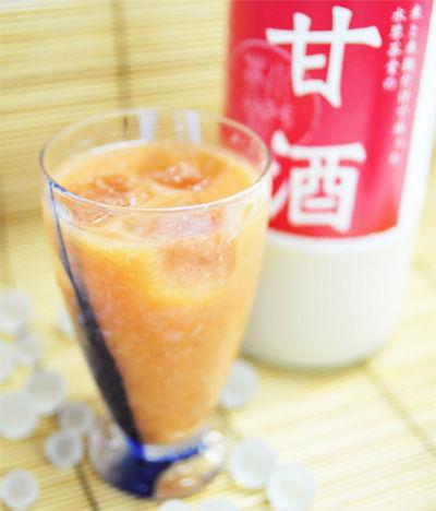 米麹ドリンク入りトマトジュース