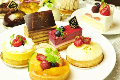 ケーキ初夏