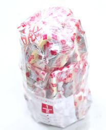 お菓子の詰め放題新記録