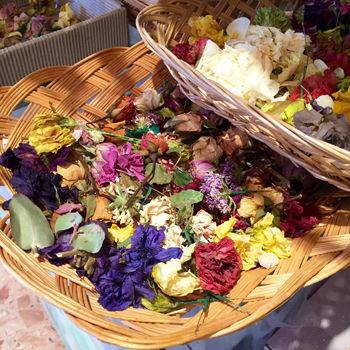 ハイジの村のお花のドライフラワー