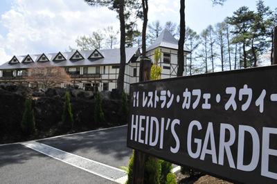 HEIDI'S GARDEN