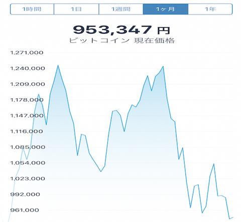【悲報】ビットコインのバブルがはじけるのは時間の問題か「内在的価値はゼロ」
