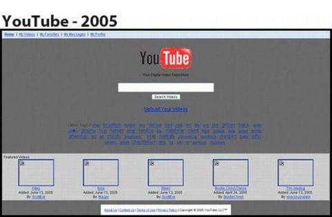 14年前はこの世にYouTubeが存在していなかったという事実