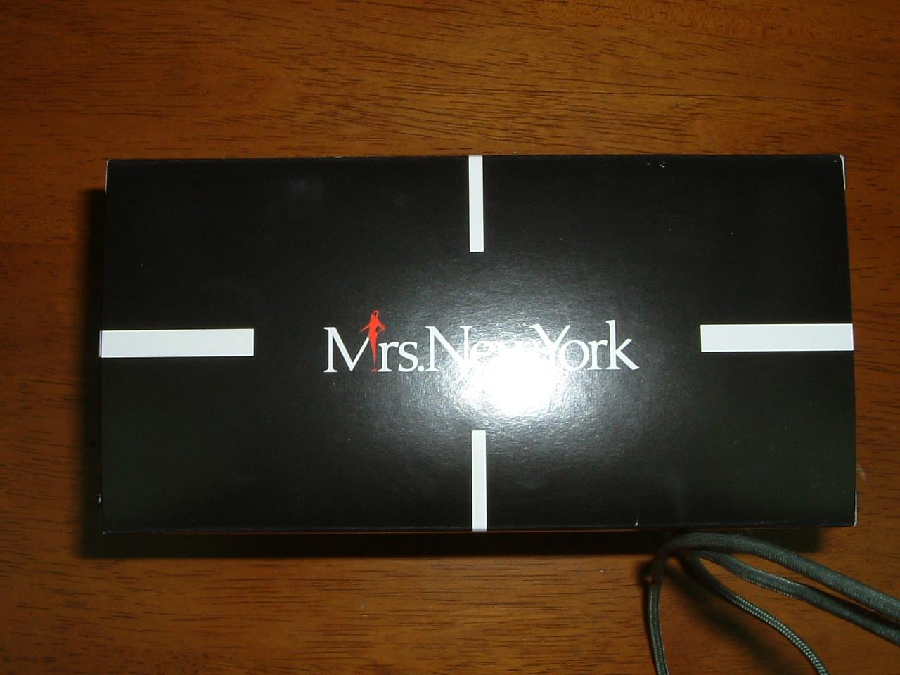 ニューヨークロール箱