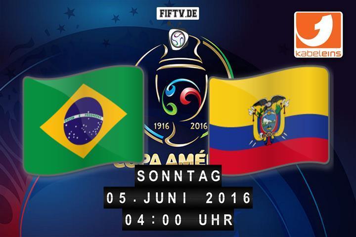 ◆コパアメリカ◆B組第1節 ブラジル×エクアドルの結果 ブラジル、幻のゴール判定に救われなんとか引分け