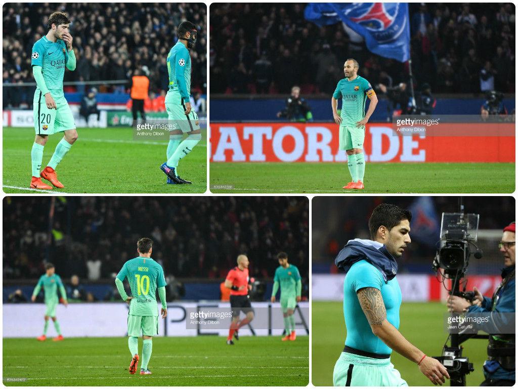 알았어요  UEFA Champions League'16~'17 Round of 16コメント