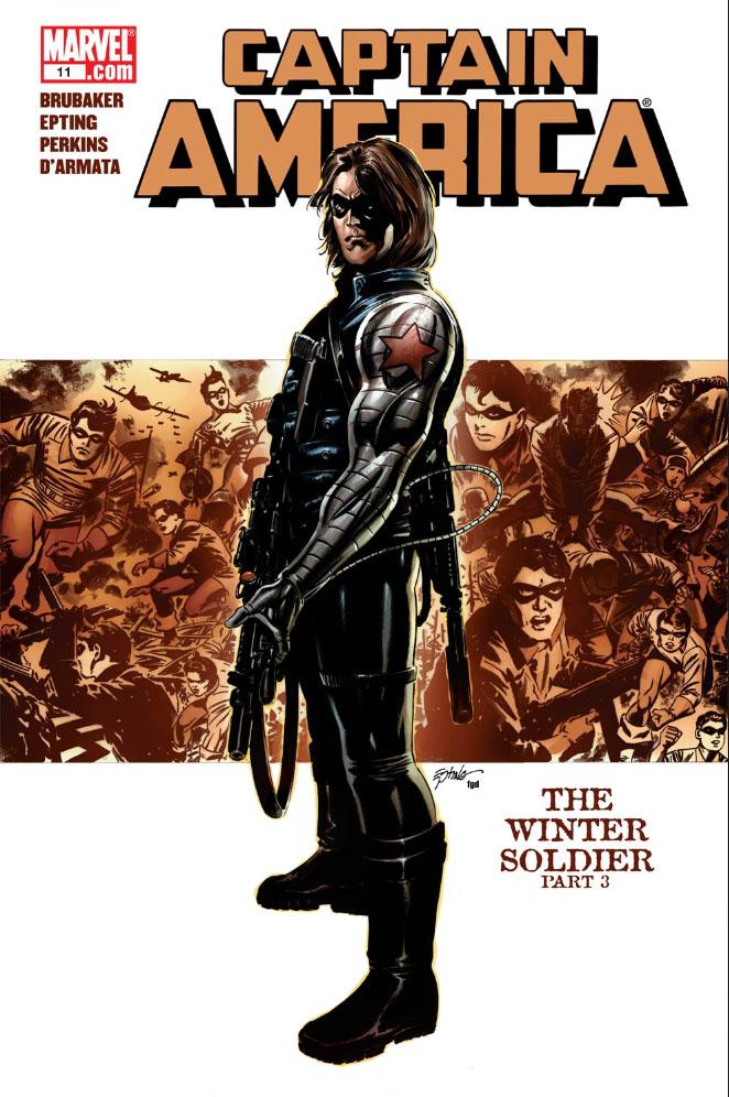 このコミックの展開をアレンジし、映画化したものが「キャプテン・アメリカ/ウィンター・ソルジャー」です。