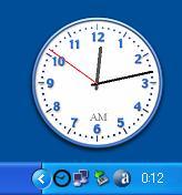 アナログ時計DXの詳細情報 : Vector ソフトを探す!