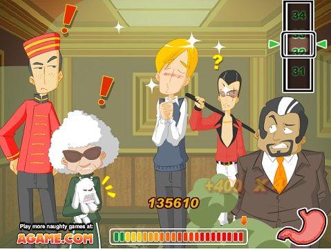 Elevator Fart - Free online games at Agame.com